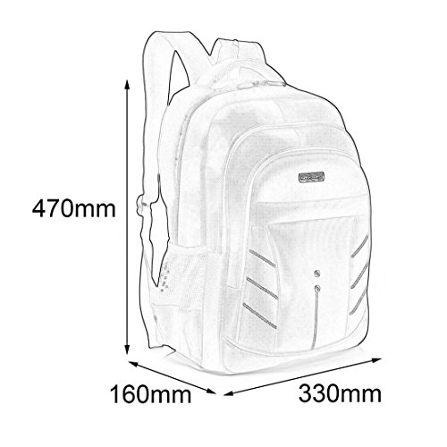 Bag KINGSLONG Large Sports 15 Swiftswan Travel 6 inch Backpack Capacity Outdoor Shoulder OqPq1f