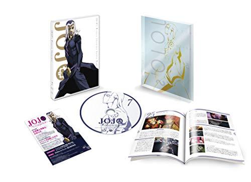 죠죠의 기묘한 모험 황금의 바람 Vol.7 (25 ~ 28 회 / 첫회 사양 버전) [Blu-ray]