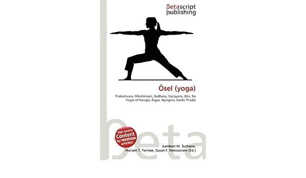 Sel (Yoga): Amazon.es: Lambert M Surhone, Miriam T Timpledon ...