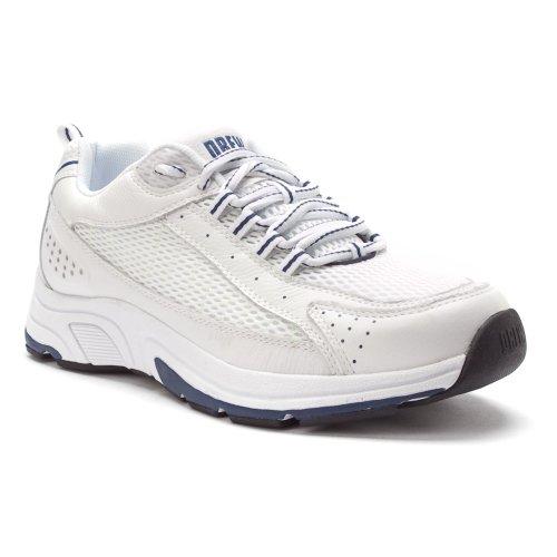 Dessiné Chaussure Mens Jeremy Chaussure Athlétique Blanc / Bleu