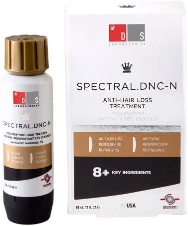 Spectral DNC–N (nanoxidil 5%) Provisión para un mes