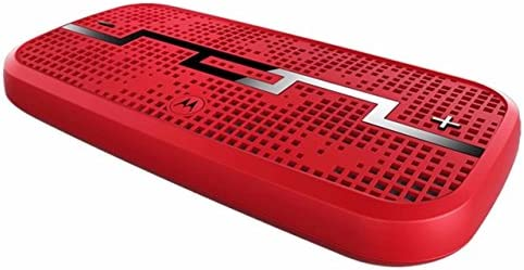 Sol Republic Deck Wireless Bluetooth Speaker Vivid Red
