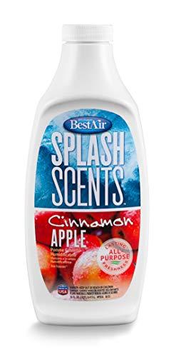 Bestair FSCA-PDQ-6 Splash Scents Humidifier Scent & Water Treatment, Cinnamon Apple, 16 fl oz, Single Pack ()