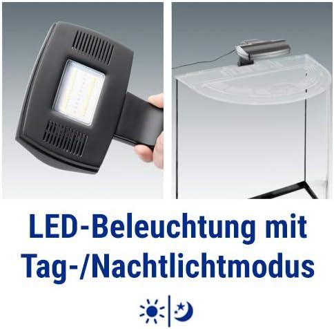 Tetra Acuario Tetra AquaArt LED 60L Línea Explorer 60L: Amazon.es: Productos para mascotas