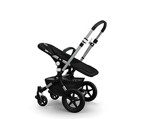 - Bugaboo Cameleon3 Stroller - Aluminum Base/Black Seat