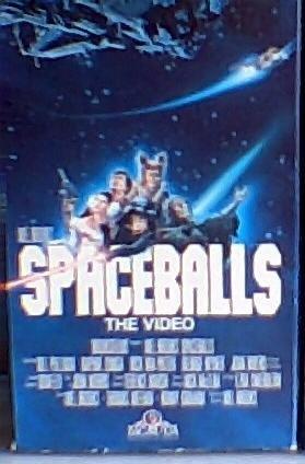 Amazoncom Spaceballs Vhs Mel Brooks John Candy Rick Moranis