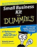 img - for Small Business Kit For Dummies 2nd (second) edition Text Only book / textbook / text book