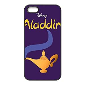 High Quality Specially Designed Skin cover Case Aladdin iPhone 4 4s Cell Phone Case Black