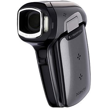 amazon com sanyo xacti vpc e1 6mp waterproof mpeg4 camcorder with rh amazon com