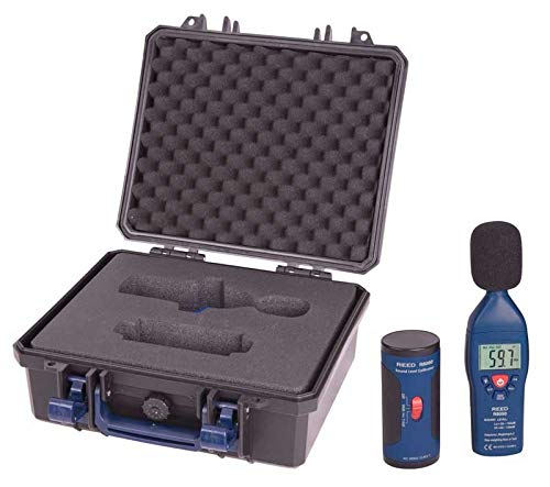 REED Instruments R8050-KIT SOUND LEVEL METER & CALIBRATOR KIT by REED Instruments