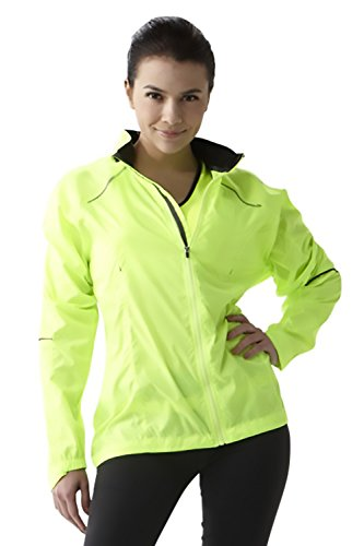 Womens Essential Run Jacket - 8