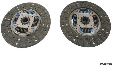 Aisan DTX137L Aisin Clutch Friction Disc