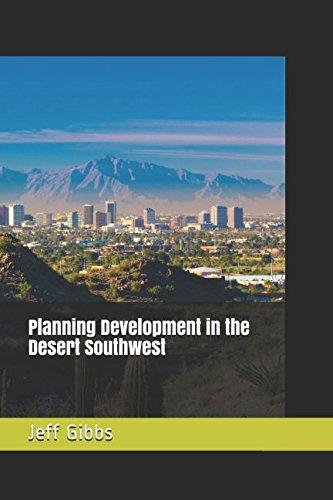 Planning Development in the Desert Southwest