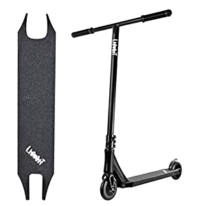 Pro Stunt Scooter for Intermediate and Advanced Rider (B-black)