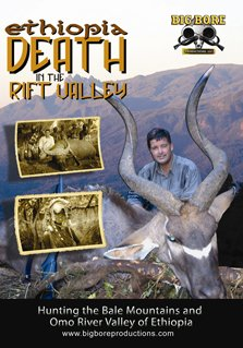 Ethiopia:Death in the Rift Valley - African Hunting Video (African Hunting Videos)