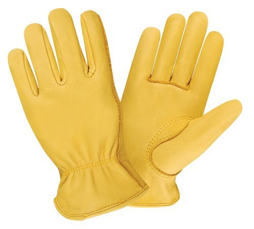 - Cordova 90001 Premium Grain Deerskin Driver Gloves, Large by Cordova Safety Products