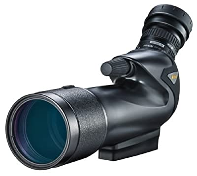 Nikon Prostaff 5 Spotting 60-A with Zoom, Black by Nikon Sport Optics