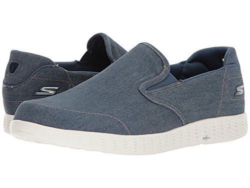 [SKECHERS(スケッチャーズ)] メンズスニーカー?ランニングシューズ?靴 On the GO Glide - Success Denim 13 (31cm) D - Medium