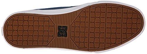 DC Shoes Tonik - Zapatillas bajas para hombre multicolor - Mehrfarbig (BLUE/BLUE/WHITE-XBBW)