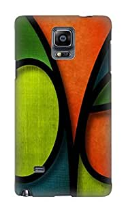 Design For Galaxy S5 Premium Tpu Case Cover Love Abstract Protective Case