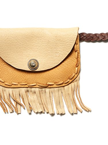 Free People Indio Leather Pocket Belt / Crossbody Bag