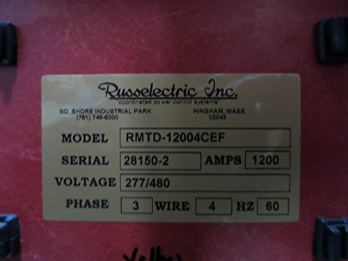 Review Russelectric 1200 Amp 480V