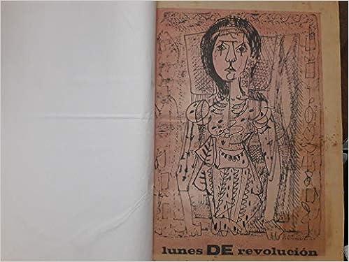 Amazon.com: Lunes de revolucion.revista.numeros 98.101 ...