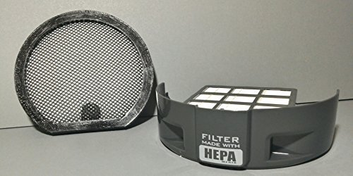 Genuine Hoover Filter Kit to fit Hoover T-Series WindTunnel Bagless Upright- Includes Washable 303173001, and HEPA Cartridge (Hoover Hepa Cartridge Filter)