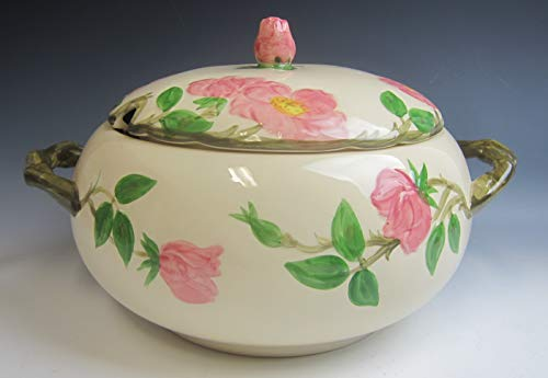 Franciscan China DESERT ROSE Tureen ()