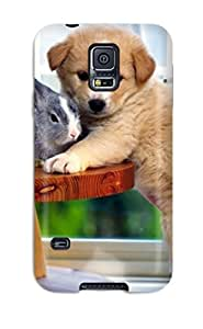 AnnDavidson Case Cover For Galaxy S5 - Retailer Packaging All Dog Protective Case