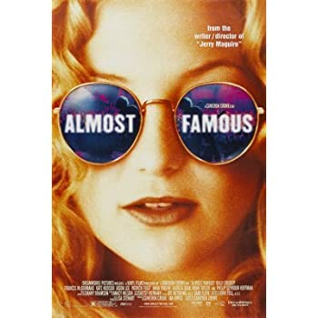 Amazon.com: Almost Famous Poster Movie 11x17 Patrick Fugit