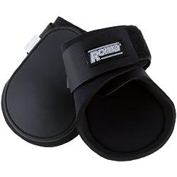 Roma Fetlock Boots Black,full