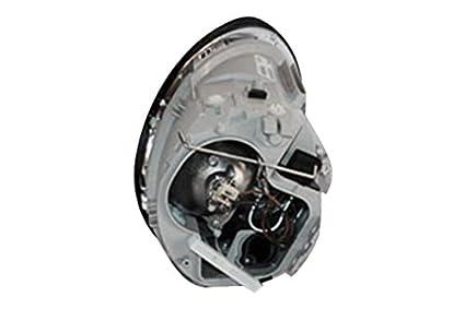 TYC 20-5446-00-1 Volkswagen Beetle Left Replacement Head Lamp