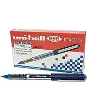 Uni-ball UB-150 - Eye Micro, 12 unidades, Azul