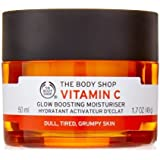 The Body Shop Vitamin C Glow Boosting Moisturizer, 1.7 Ounce