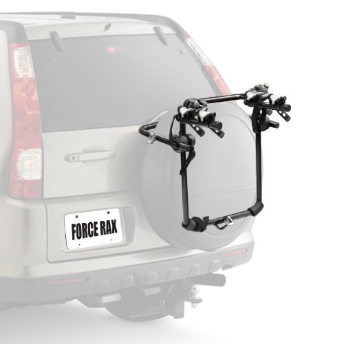 Force Rax 2 Bike Spare Tire Car Rack Review