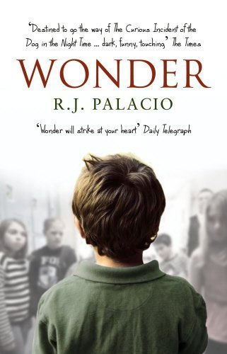 By R. J. Palacio - Wonder (Adult Ed) (2013-01-18) [Paperback]
