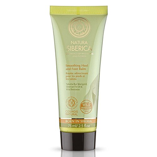 thing Heel and Foot Balm 75ml restores and softens dry, rough heels and calloused skin (Feet Smoothing Balm)