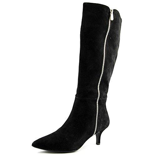 Anne Klein Women's Fedya Suede Knee High Boot