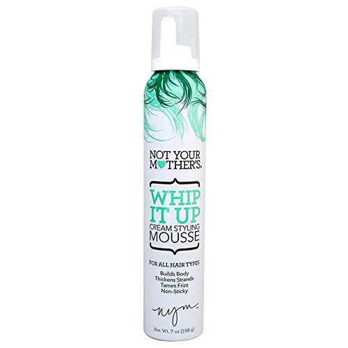 Not Your Mother's Whip It Up Cream Styling Mousse, 7 Ounce by Not Your Mother's