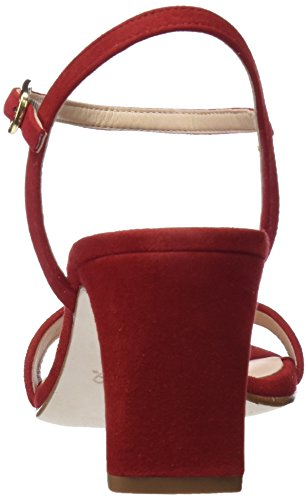 Mabre Red para con Rojo Pulsera Mujer Sandalia Unisa KS Ad1nqPP