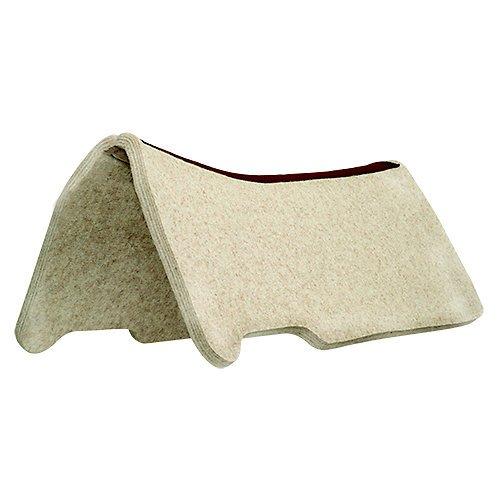 Weaver Leather Contoured Felt Saddle Pad ()