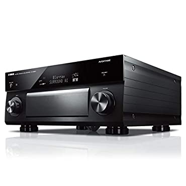 Yamaha CX-A5200 AVENTAGE 11.2-Ch AV Preamplifier 4K Ultra HD HDR Dolby Vision Dolby Atmos Wi-Fi Phono & MusicCast Black