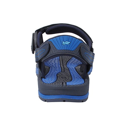 8655 Upper Size Breathable Support Durable Comfort Men Women Sandals Arch 5 GP7592 Slide 11 with 7 Adjustable Lite Blue Men BUPw7q