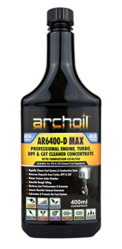 Archoil AR6400-D MAX Professional Diesel Engine, Turbo, DPF & CAT Cleaner...