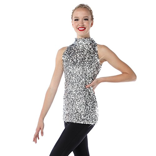 Sequin Dance Costume Tank | Just for Kix | Dance Top for sale  Delivered anywhere in USA