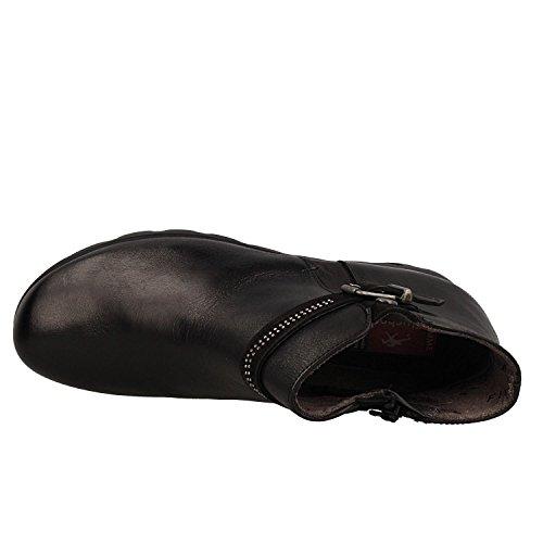 Negro Zapato Sugar FLUCHOS F0357 Negro Nobuck xA0BTAqg