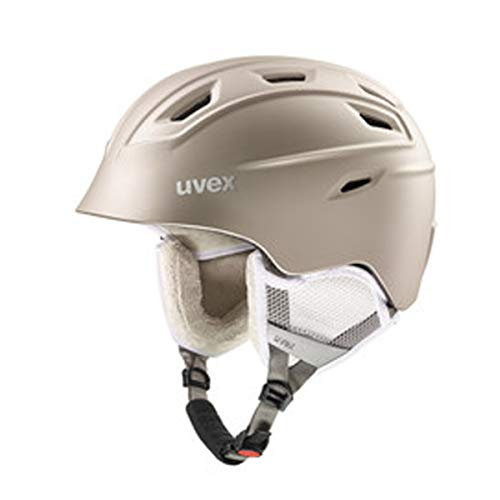 970e71f10 Uvex Fierce Winter Sports/Ski Helmet (Prosecco met mat - 55-58)