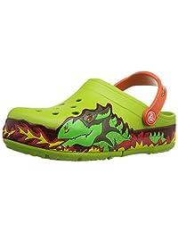 Crocs Kids Fire Dragon Light-Up Clog