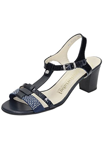 Comfortabel Women's Comfortabel Damen Sandalette Fashion Sandals blue blue Blue